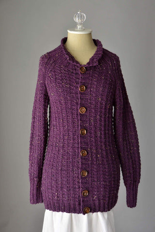 Fireplace Cardigan