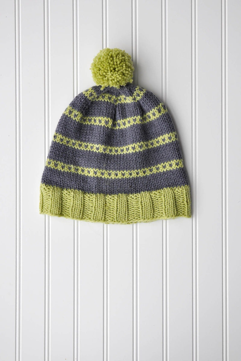 Ski Ball Cap Pattern Universal Yarn
