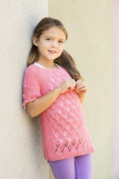 Bamboo Pop Kids Pattern Universal Yarn