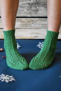 12 Days - Trinket Socks Kit Kit Universal Yarn