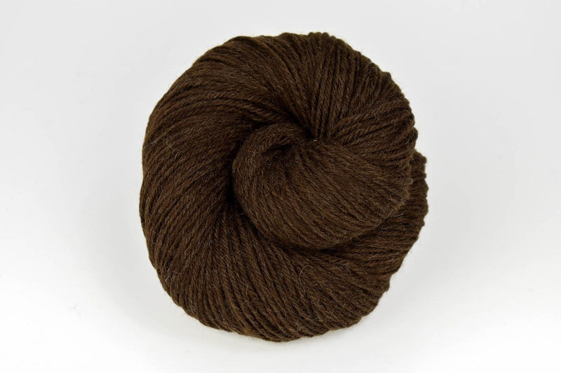 Deluxe Worsted - NEW Yarn Universal Yarn 40005 Warm Brown - UNDYED