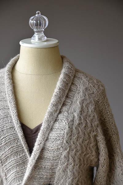 Fireplace Cardigan Pattern Universal Yarn