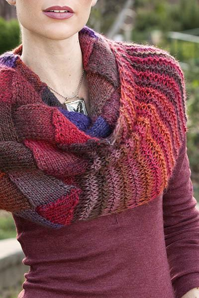 Arizona Sunset Pattern Universal Yarn
