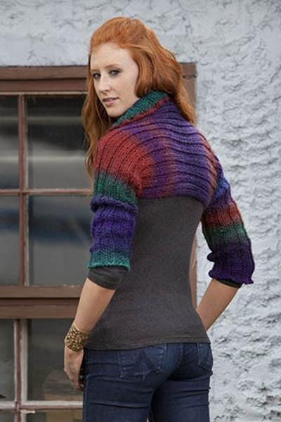 Classic Shades Book 2: City Neighborhoods Pattern Universal Yarn