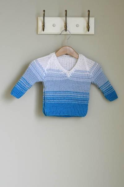 Little Dreamer Pullover Pattern Universal Yarn