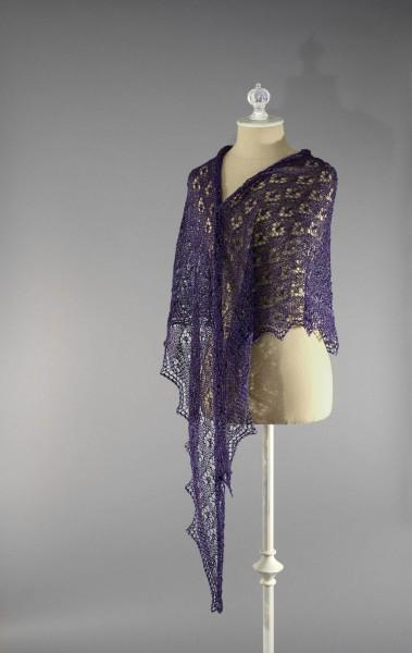 Illusory Shawl Pattern Nazli Gelin