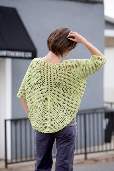 Cotton Supreme Book 6: Stitch and Intrigue Pattern Universal Yarn
