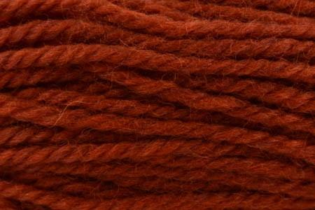 Deluxe Chunky Yarn Universal Yarn 91905 Rust Heather