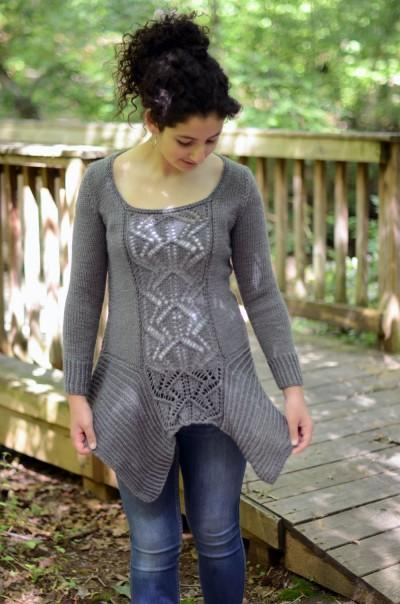 Moth Wing Pattern Universal Yarn
