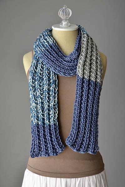 Everyone's Favorite Scarf Pattern Universal Yarn