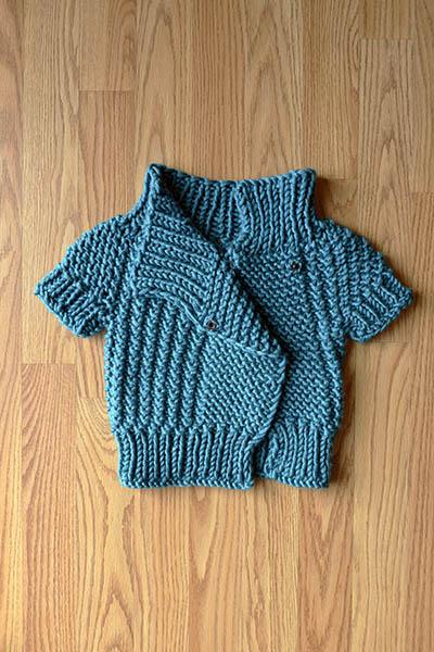 Dive into Fall Jacket Pattern Universal Yarn