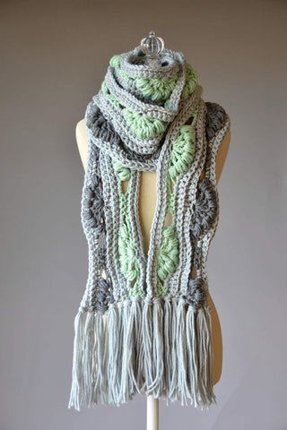 Willowwork Cowl