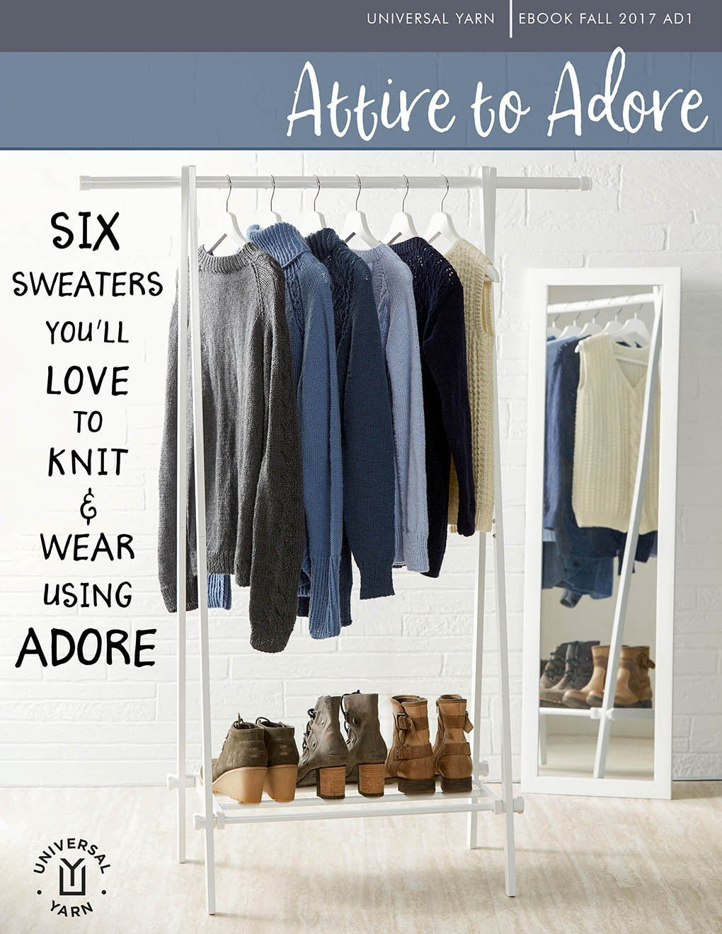 Attire to Adore Pattern Universal Yarn