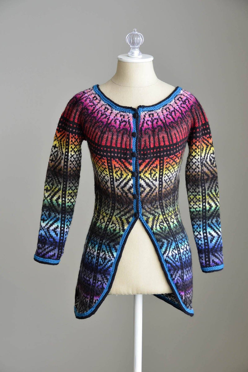 All Colors Sweater Pattern Universal Yarn