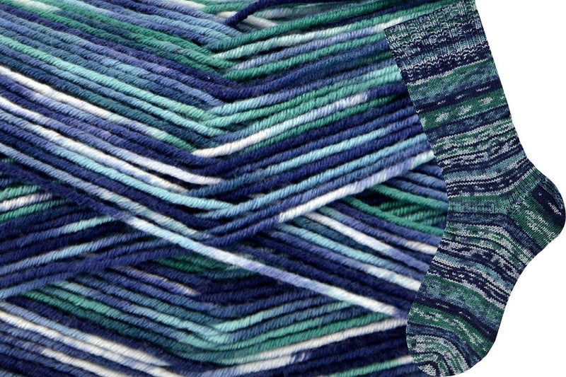 Allegro Yarn Wisdom Yarns 801 Sea Rhythm