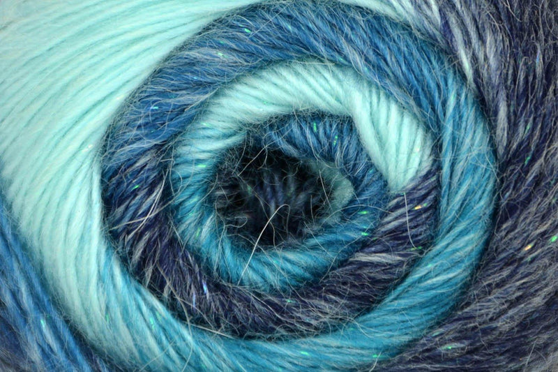 Alpaculence Yarn Rozetti Yarns 106 Aquamarine