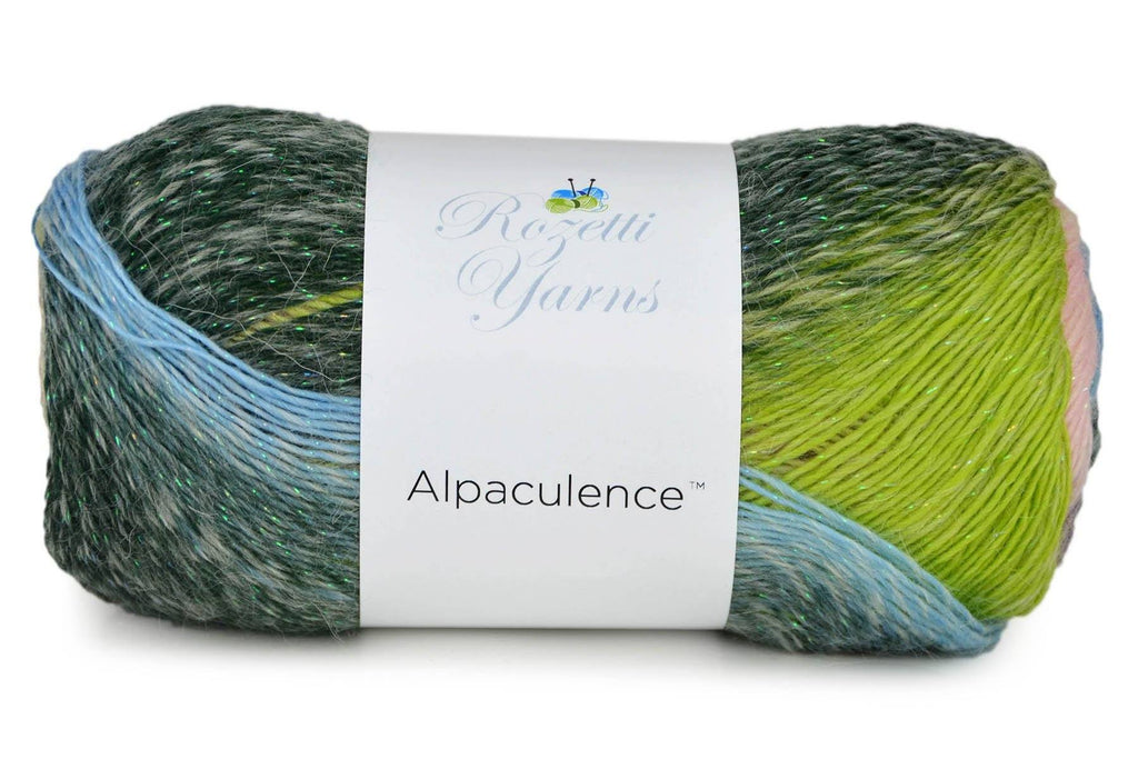Alpaculence Yarn Rozetti Yarns
