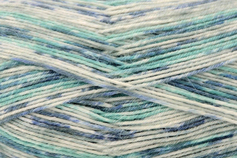 Angora Lace Yarn Wisdom Yarns 110 Misty Waters
