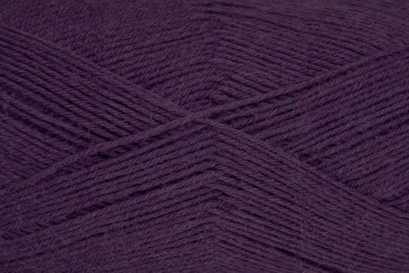 Angora Lace Yarn Wisdom Yarns 204 Plum