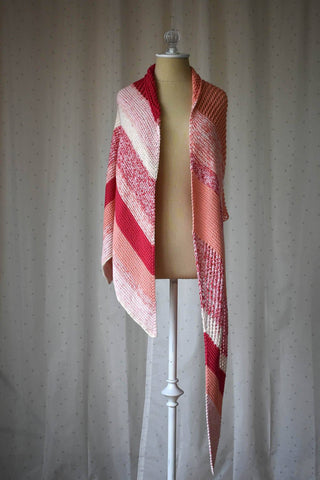Nesting Diamonds Scarf