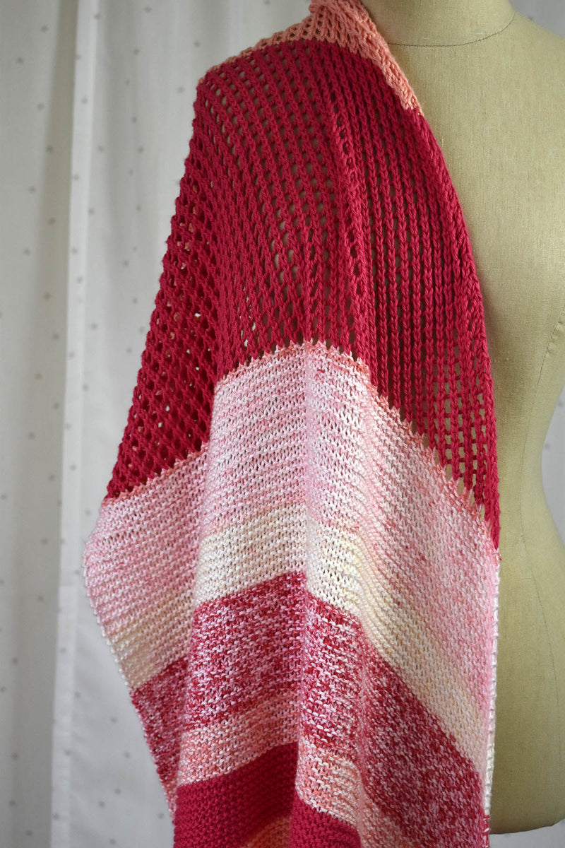 Apple Orchard Shawl