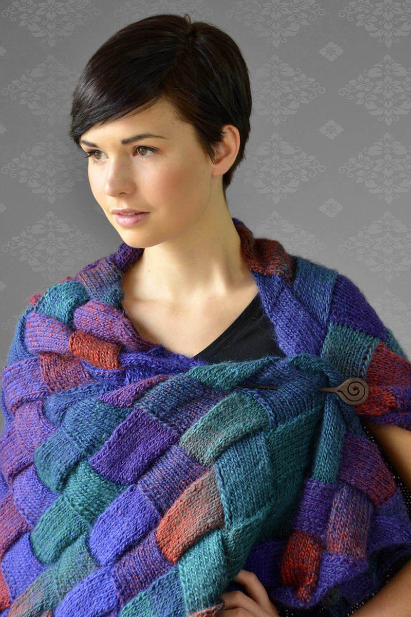 Assimilate Wrap Pattern Universal Yarn