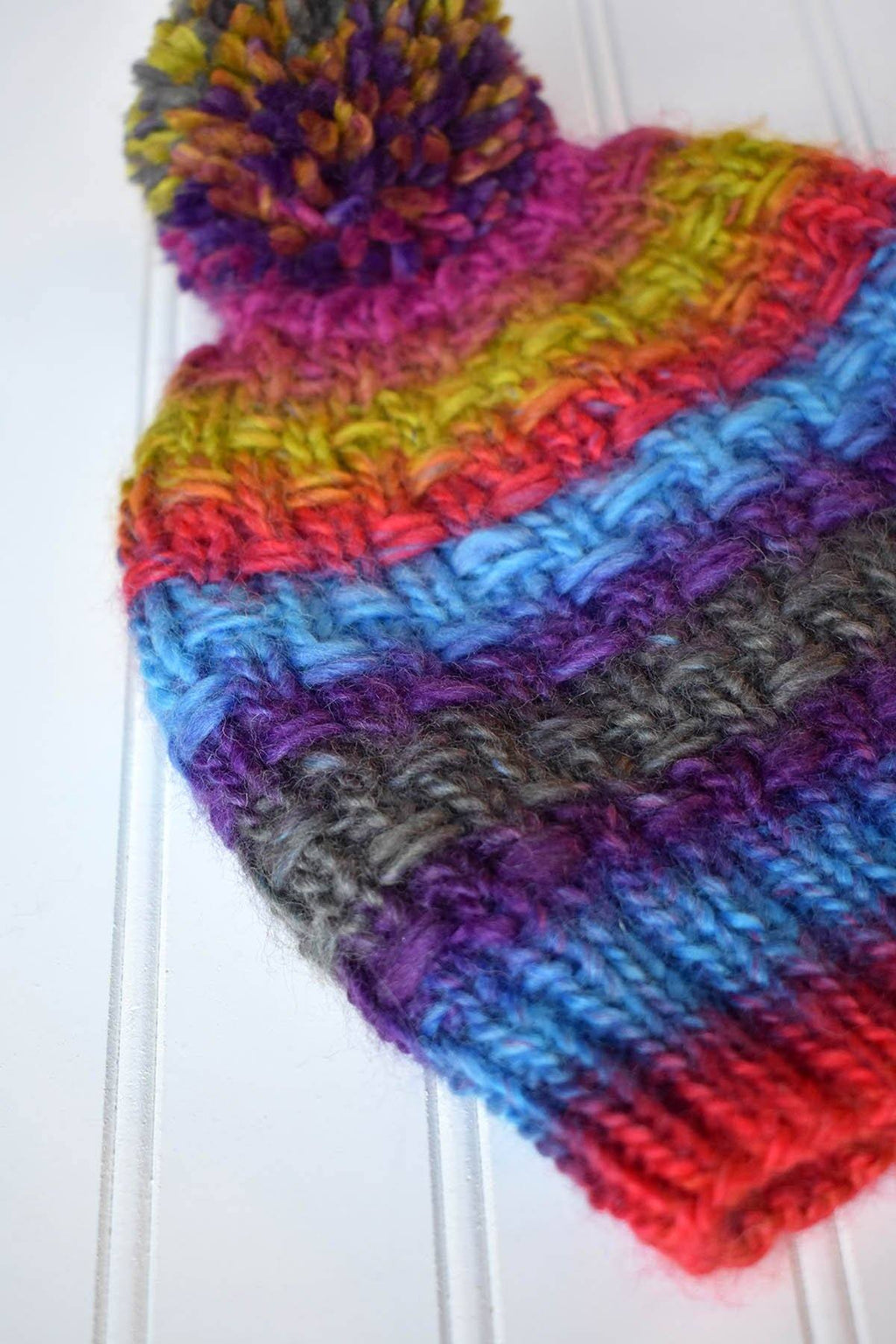 Autumn Air Toboggan Pattern Universal Yarn