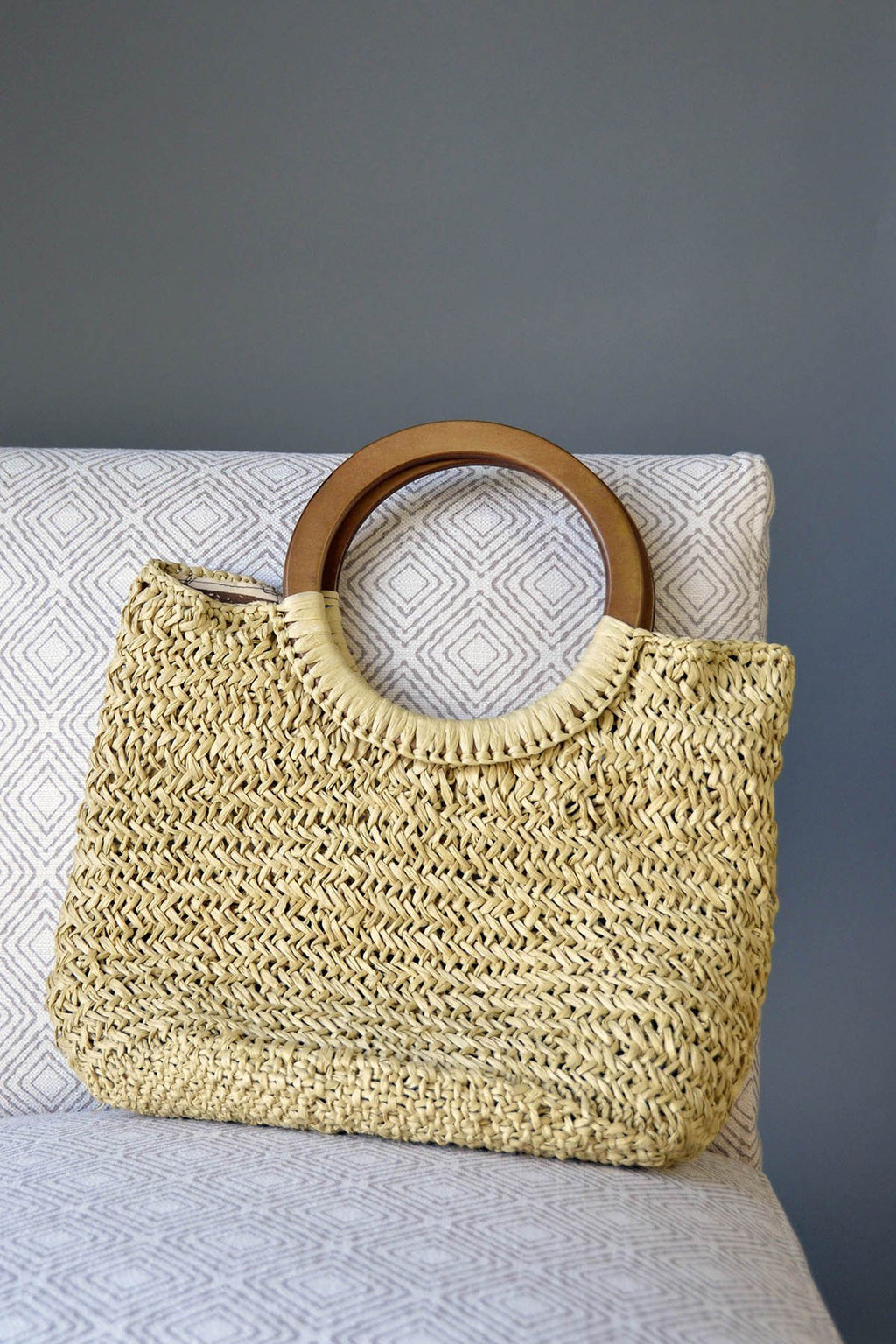 Basketry Handbag Pattern Universal Yarn