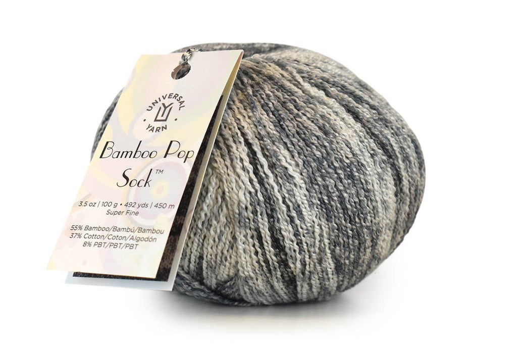 Bamboo Pop Sock Yarn Universal Yarn
