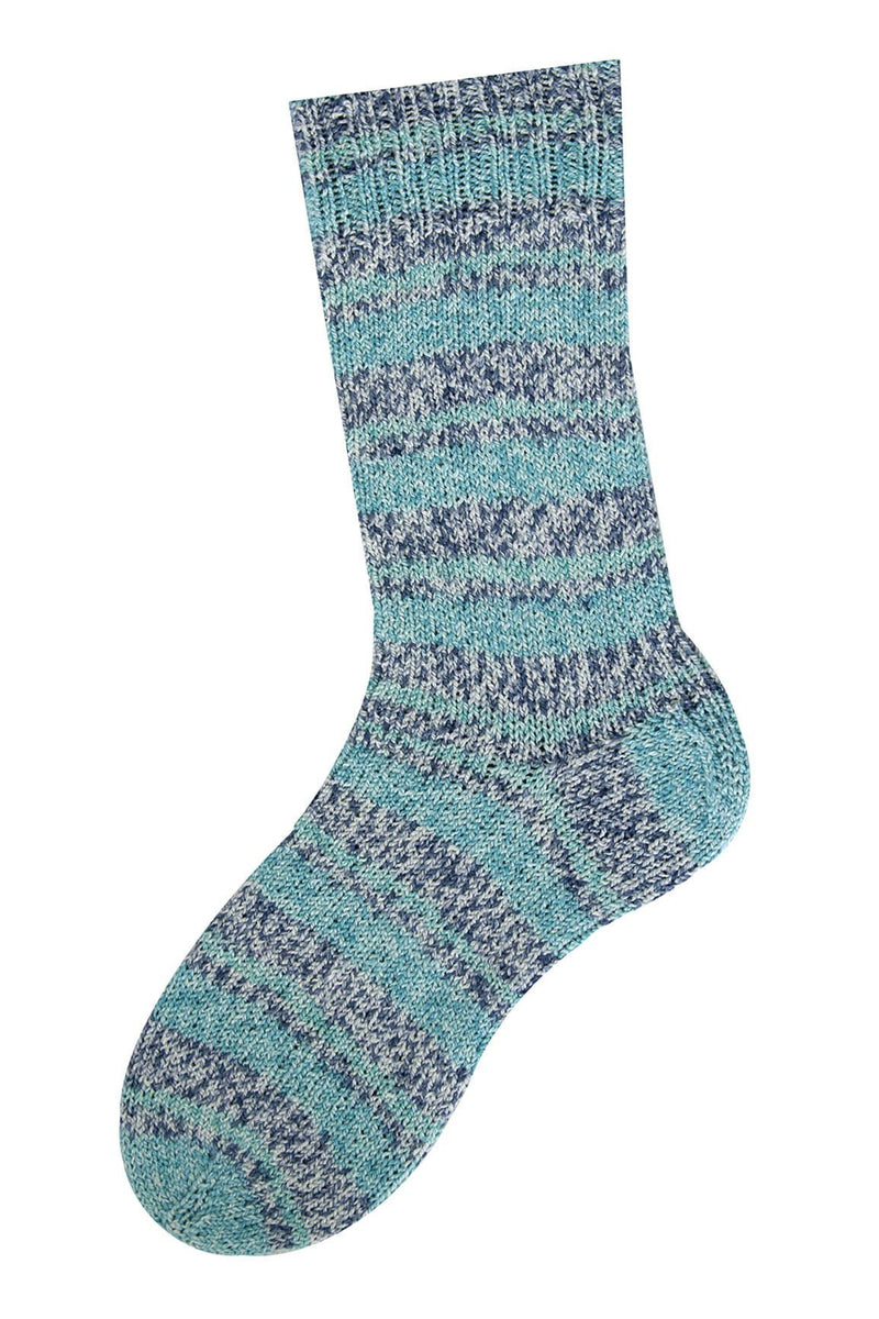 Basic Toe Up Sock Pattern Universal Yarn