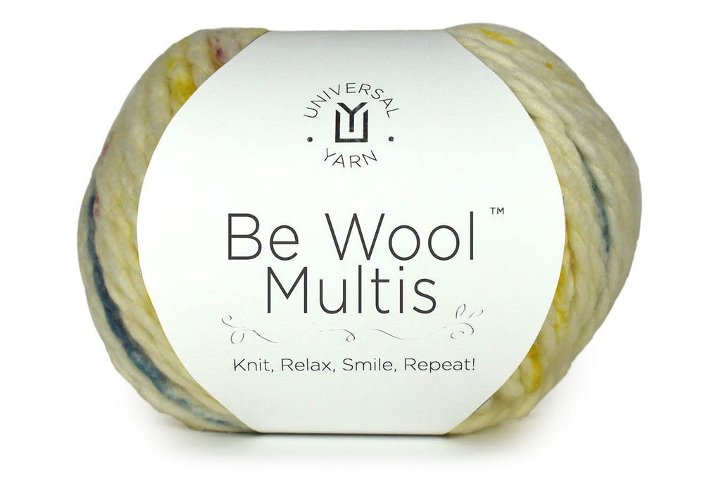Be Wool Multi Yarn Universal Yarn