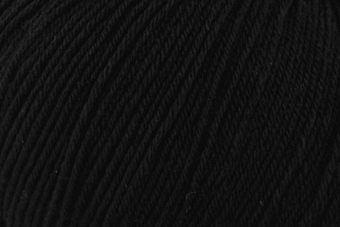 Bella Cash Yarn Universal Yarn 108 Ebony