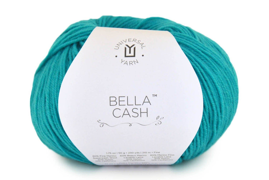 Bella Cash Yarn Universal Yarn