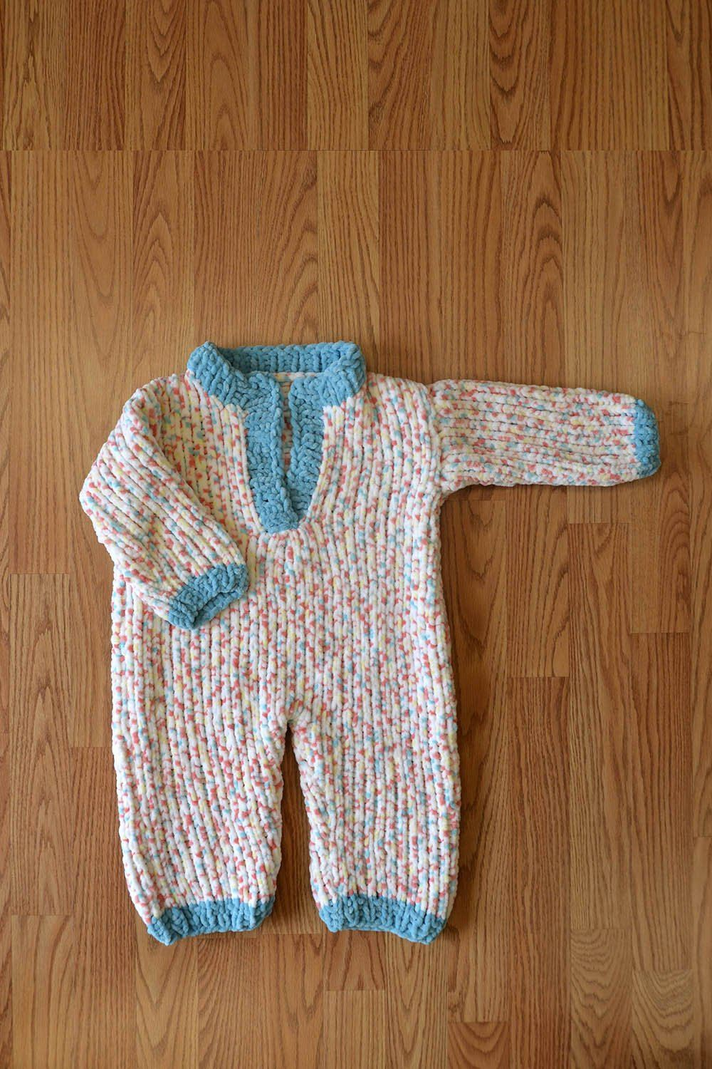 It's a Party Onesie Pattern Universal Yarn