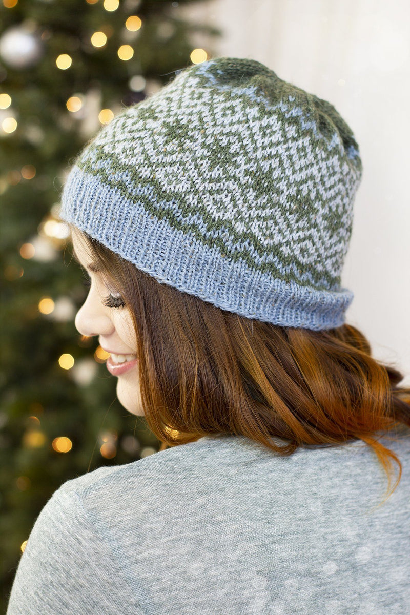 12 Days - Boreal Hat Kit Universal Yarn