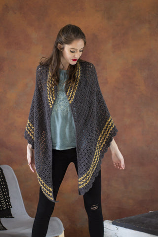 Blue Star Cardigan