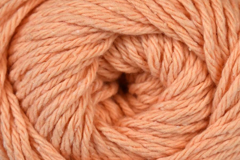 Clean Cotton Yarn Universal Yarn 108 Peach Rose