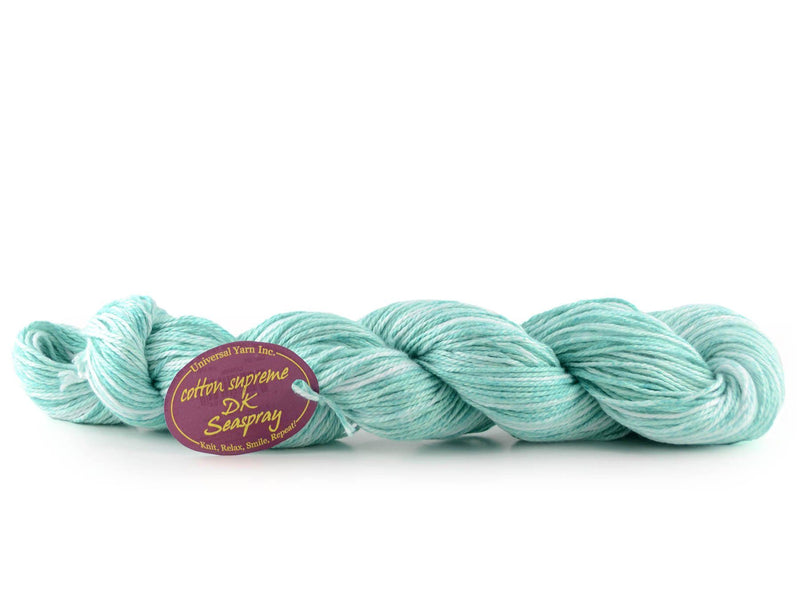 Cotton Supreme DK Seaspray Yarn Universal Yarn