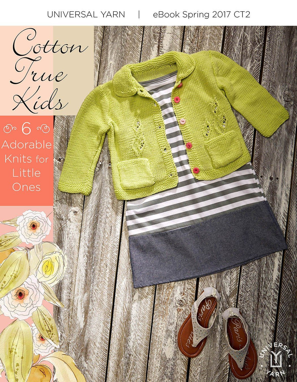 Cotton True Kids Pattern Fibra Natura