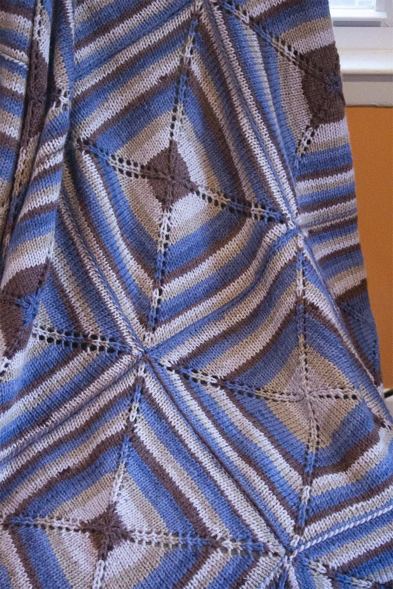 Cabin Cover Pattern Universal Yarn
