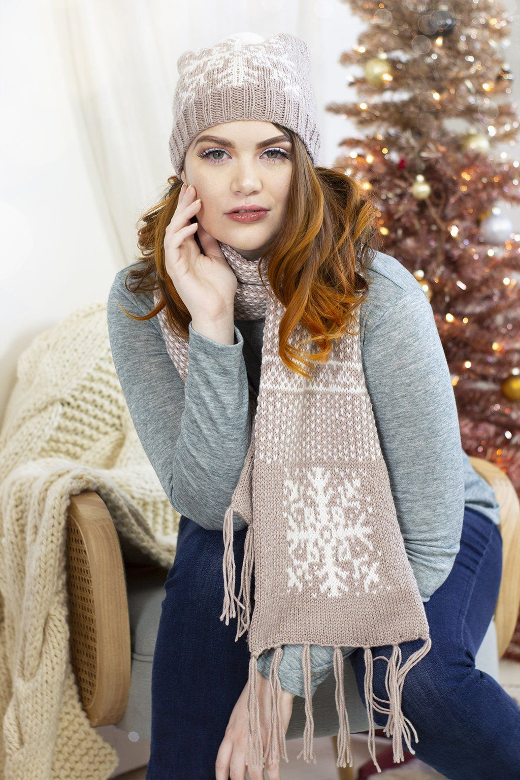 12 Days - Chai Latte Set Kit Universal Yarn