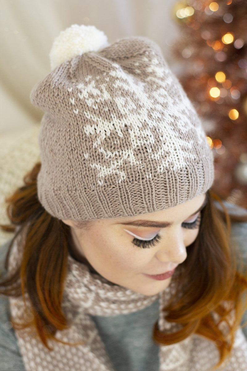 Chai Latte Set Pattern Universal Yarn