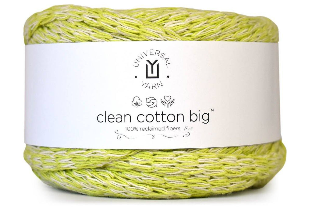 Clean Cotton Big Yarn Universal Yarn