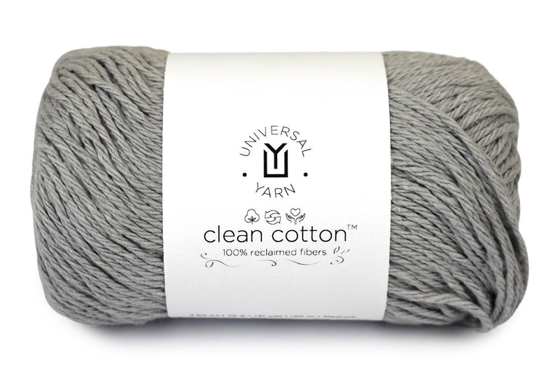 Clean Cotton Yarn Universal Yarn
