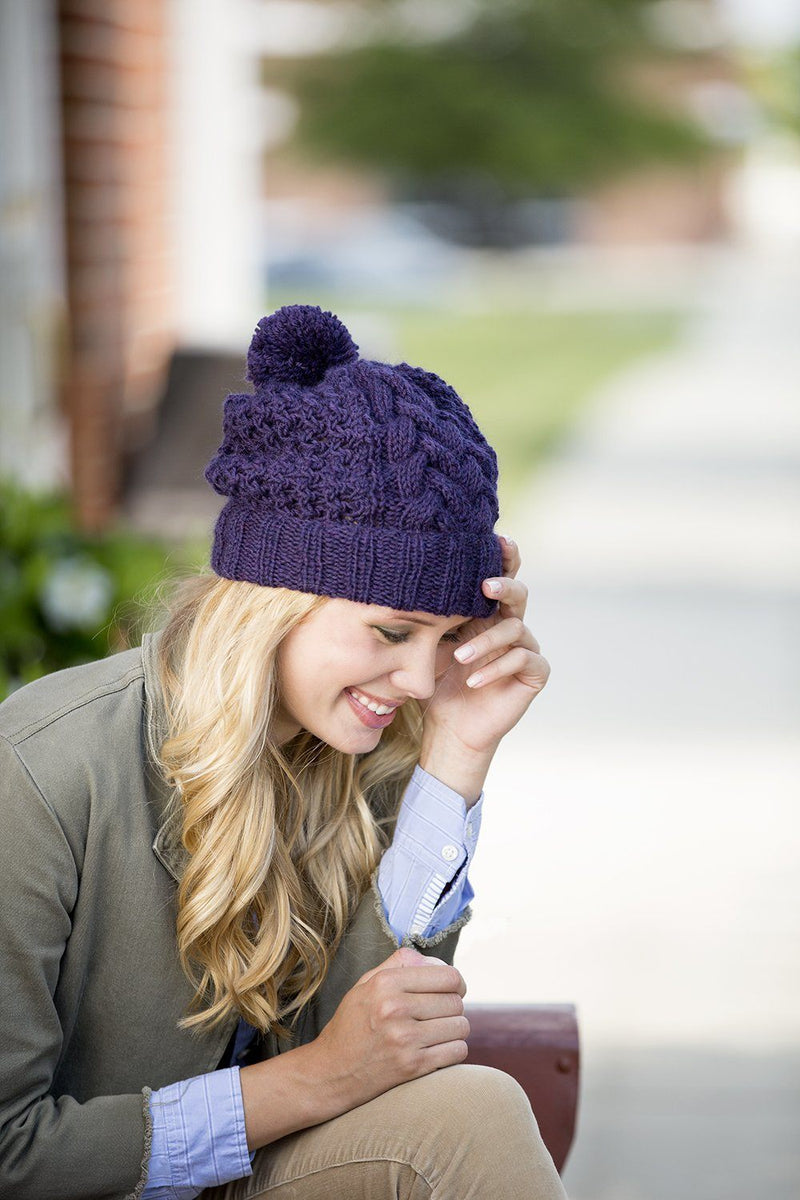Cold Mountain Hat Pattern Universal Yarn
