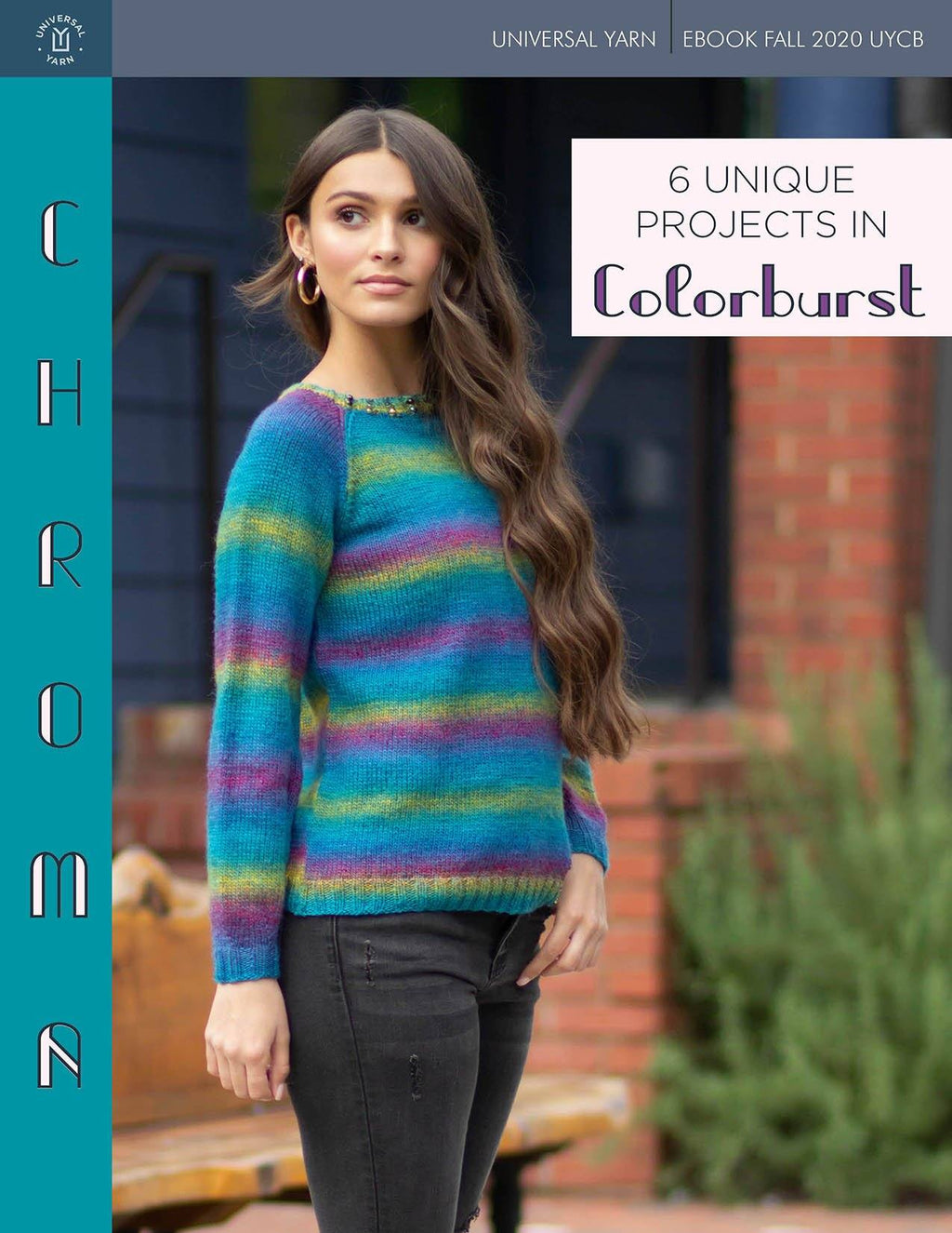 Chroma Pattern Universal Yarn