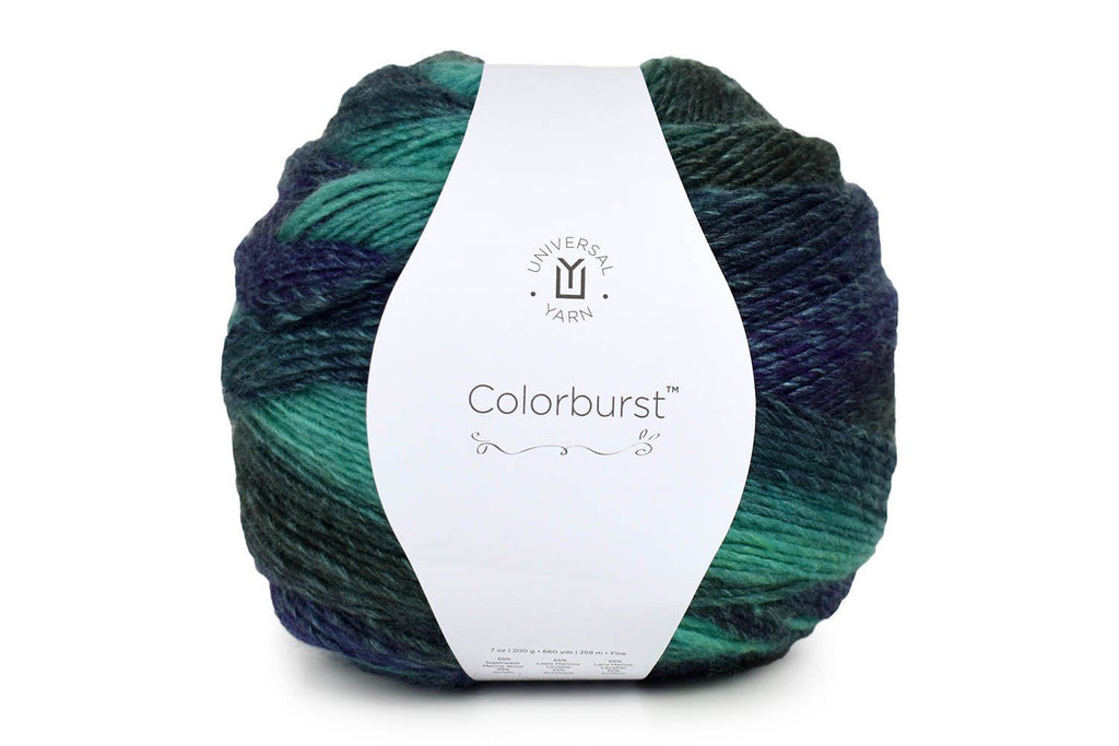 Colorburst Yarn Universal Yarn