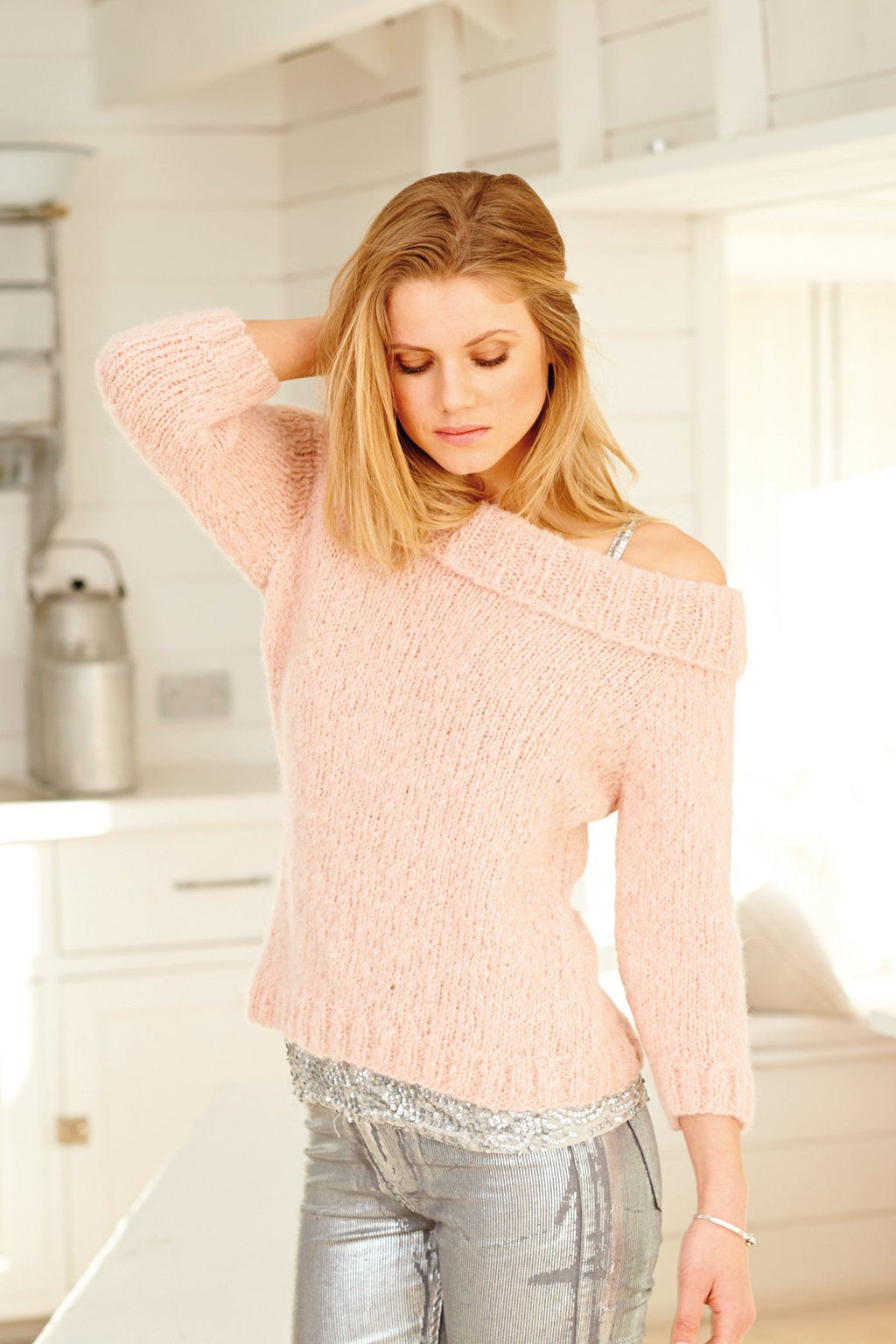 FASHION LIGHT LUXURY - Cardigan and Sweater Pattern Rico