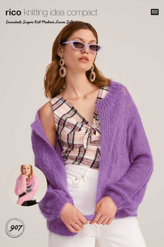 FASHION MODERN TWEED - Sweater, Tank Top, & Cardigan