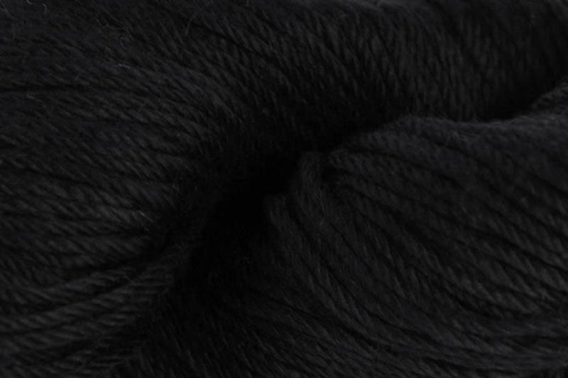 Cotton Supreme DK Yarn Universal Yarn 718 Black